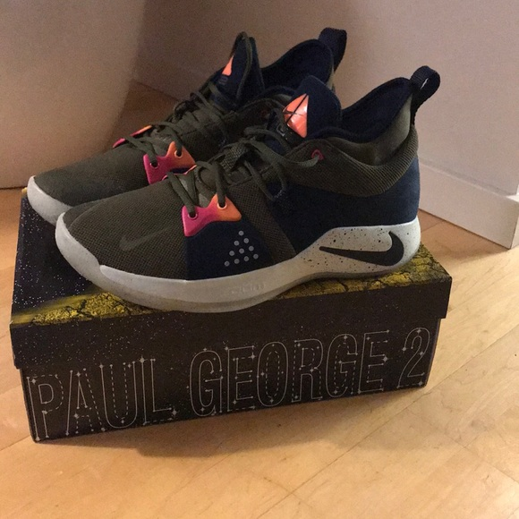 bf0720a10568 Nike Paul George 2. M 5c16a71a3c98447fa6495e5d